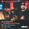 Rinse FM Podcast - The UK Rap Show w/ Morgan Keyz & Samurai - 24th February 2017