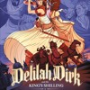 112 Delilah Dirk series by Tony Cliff from First Second