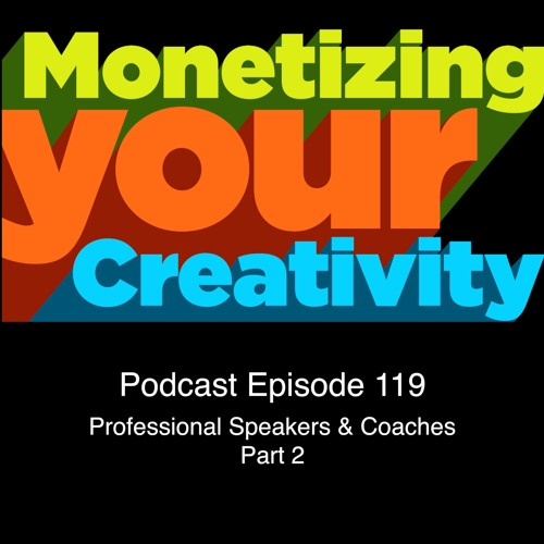 119 CAPS Part 2 - Professional speakers and coaches