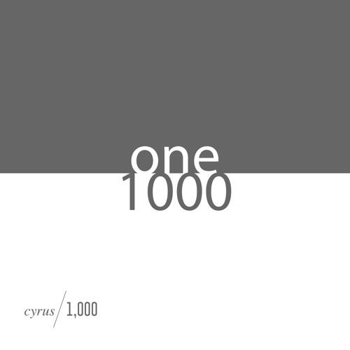 Cyrus - 1,000