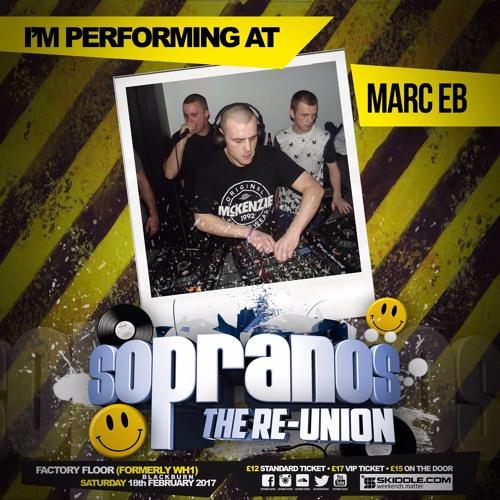 DJ Marc E B - Sopranos The Re-Union  Set Re-Run