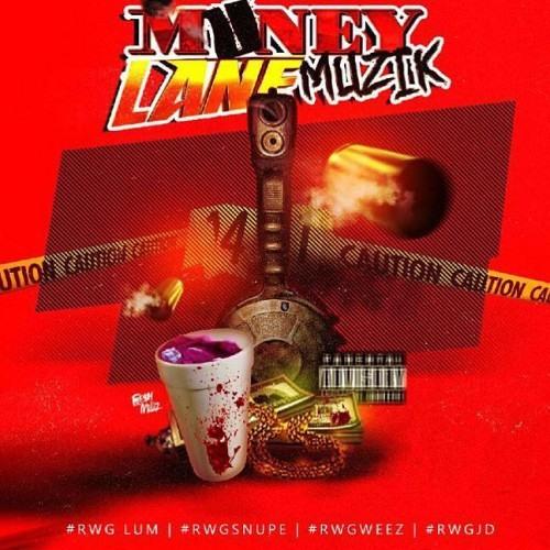 """Jimmy Wopo, Rackboy, Fatboii Gzz & 018 Lane - """"Muney Lane Muzik"""" [Mixtape]"""