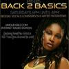 BACK 2 BASICS ON UNIQUEVIBEZ- VIBES 106.1 FM GAMBIA 25TH FEB.2017