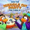 Club Penguin - Waddle On Party 2017 - Medieval Theme (Ski Village & Ski Hill)