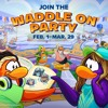 Club Penguin - Waddle On Party 2017 - Dojo Courtyard