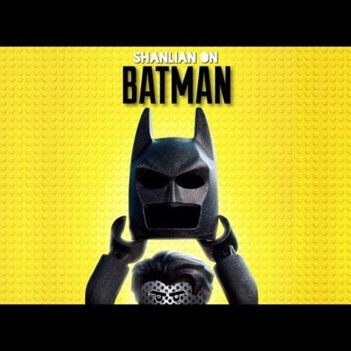 Shanlian On Batman Episode 83 Wsg Chris McKay
