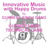Innovative Music With Happy Drums Mp3