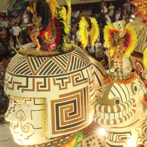 DanceSamba (Whitney DrumFu Rework)