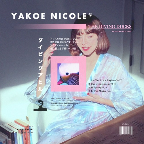 Are You In An Airplane – Yakoe Nicole ®