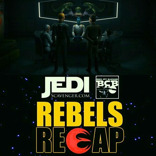 Star Wars Rebels Recap 'Through Imperial Eyes'