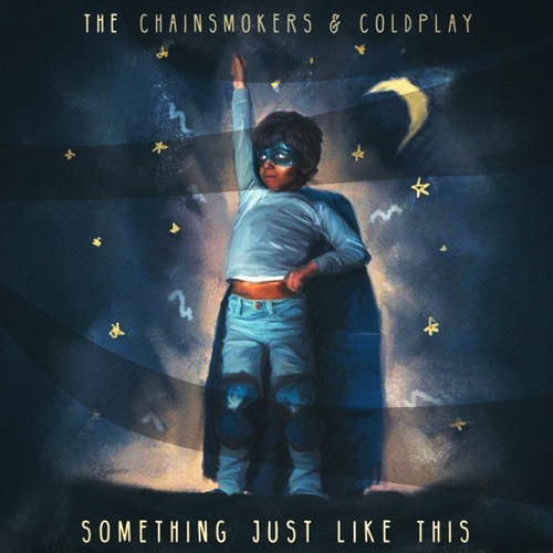 the chainsmokers coldplay something just like this iconx remix