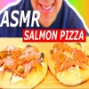 Download ASMR: Smoked Salmon Pizza * Eating Sounds * MUKBANG | NO TALKING Mp3