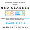 NSD Classes- Counterfactuals/ Perms on Methods With Kris Wright- Hosted By Wesley Hu Class 2 Of 3