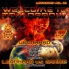 Leonhard vs Gamm@ : WOLFBLOOD [EP Welcome To Tomorrow by 5 Dan Records]