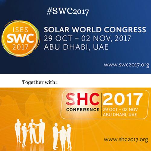 Masdar Institute in Abu Dhabi hosts SWC 2017 + SHC 2017