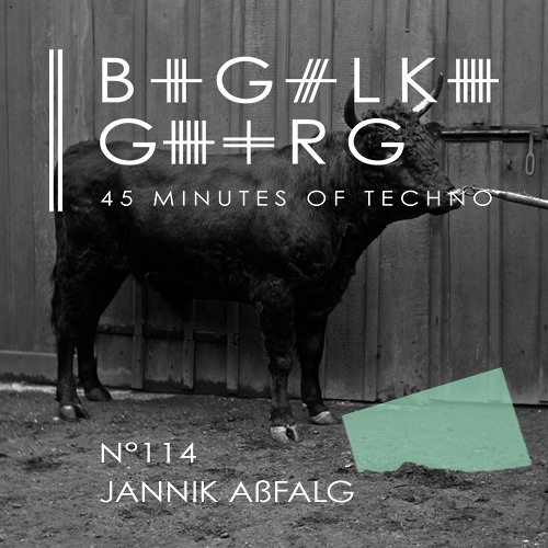 45 Minutes of Techno by Jannik Aßfalg