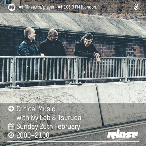 Critical Sound No.40 | Ivy Lab & Tsuruda | 26.02.2017