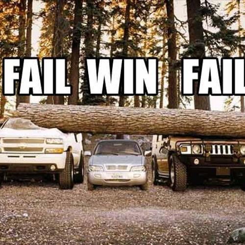 6 wins grâce à 1 fail