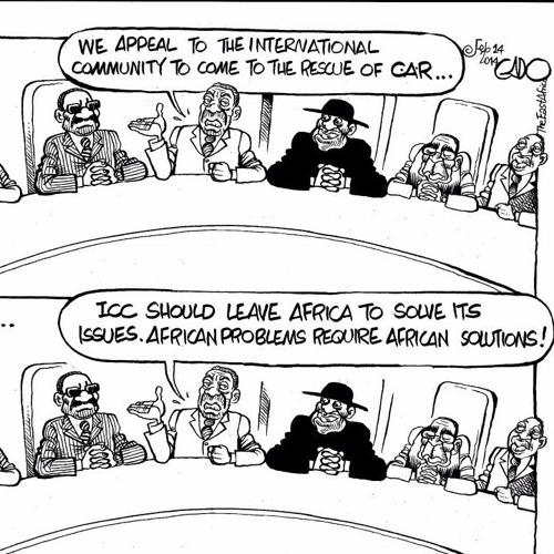 'The ICC's African Dilemmas': Dr. Adam Branch