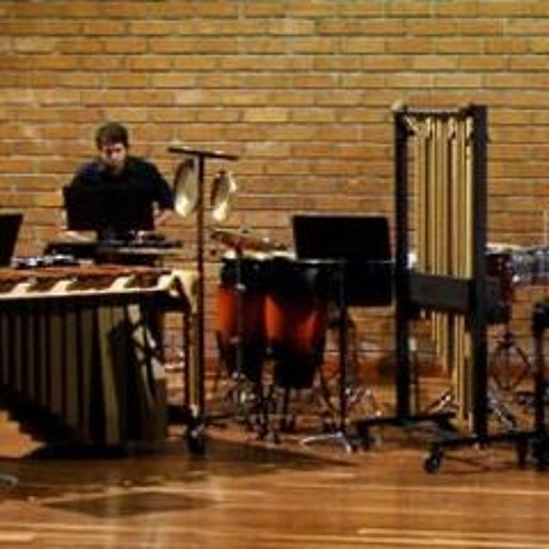 IGOA, Enrique: Arcano Ritual for percussion ensemble, 1995 (excerpt)