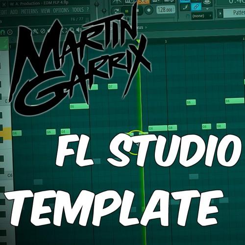 Martin Garrix Style Vocal FLP | FL Studio Template 33 by
