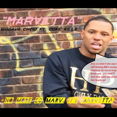 Marvetta ft. Coke Killz [EC Marv Diss]
