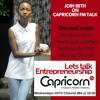 Beth Malatji on Entrepreneurship with Capricorn FM