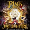 Pnk Just Like Fire Official Instrumental Mp3