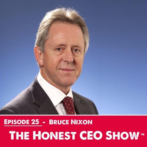 Ep 25. Bruce Nixon CEO of Holocentric, an Australian technology company,