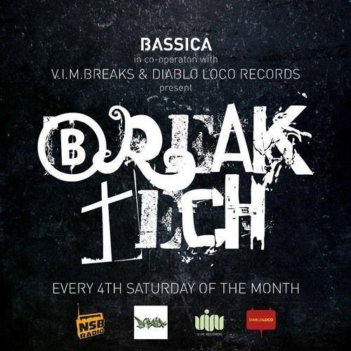 NSB RADIO - BREAK TECH EP 005 250715 ft KL2