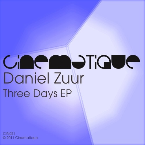 01 Daniel Zuur - Three Days