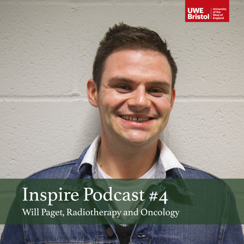 Inspire Podcast #4 - Will Paget