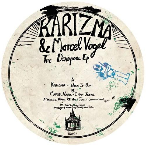 LiH 021 Karizma & Marcel Vogel - The Deadpool EP