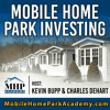Ep #50: Learn Exactly How This Father and Son Team Have Purchased 3 Mobile Home Parks in Just Two Short Years