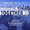 Pastor Ken Martinez | Striving Together for the Faith of the Gospel | Feb 19, 2017 | Php. 1:27