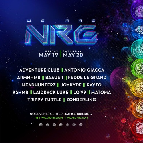 We Are NRG 2017