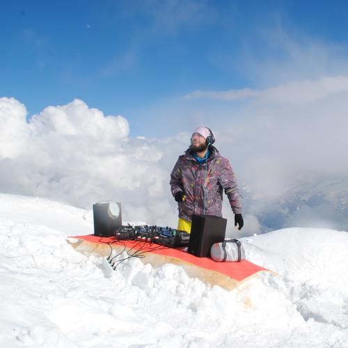 DJ Samed - World's Highest DJ Set (Live on Mount Elbrus, 4810m)
