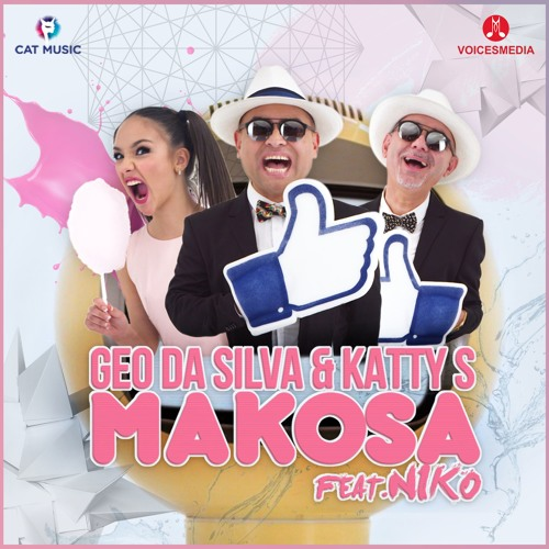 Geo Da Silva and Katty S feat. Niko - Makosa (Original Extended Version)