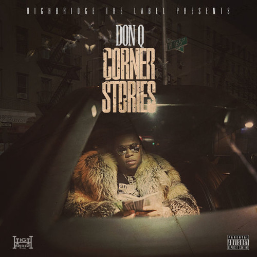 Don Q - Take Me Alive  Feat. Styles P, Jadakiss [Prod. By Scott Storch]