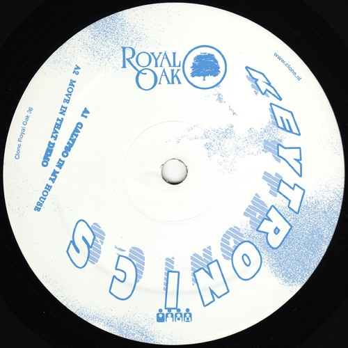 Keytronics - Keytronics Ensemble EP - Clone Royal Oak 036