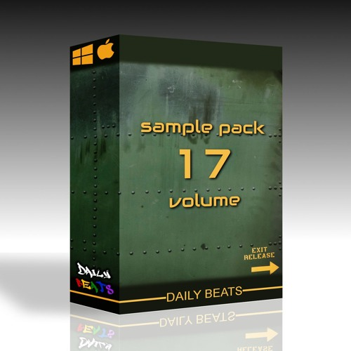 Dailiy Beats Sample Pack Volume 17 - Demo Track by Daily