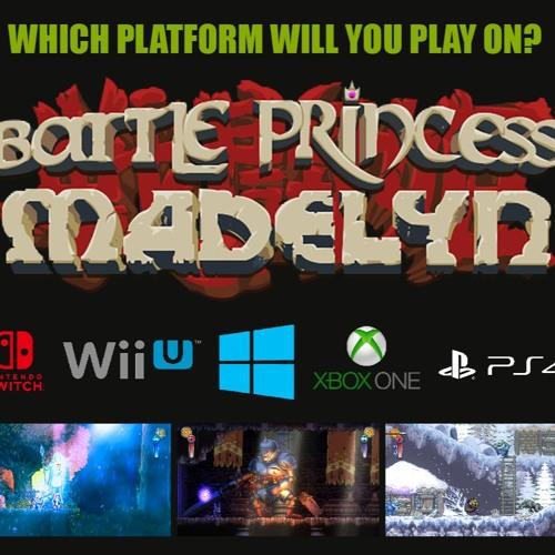 Battle Princess Madelyn Stage 1-1 Dual Soundtrack