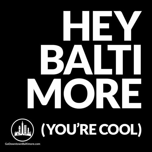 Hey Baltimore Bike Party