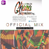 Dj Paak - The All White Ghana Independence Mix 2017 - Tawgh60 Mix