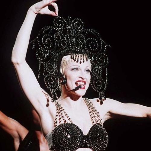 Madonna Girlie Show