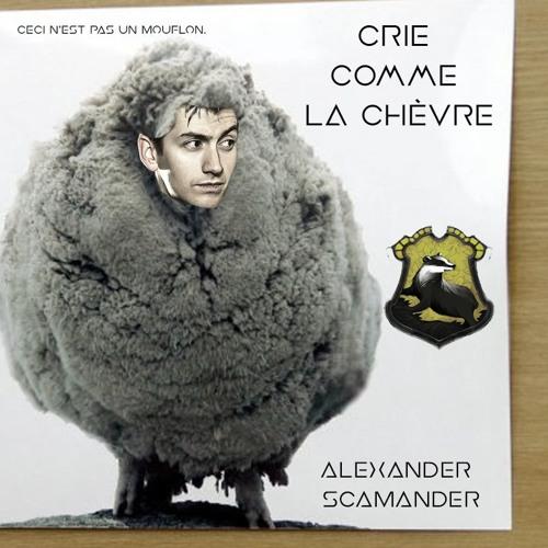 Alexander Scamander - Crie comme la chèvre