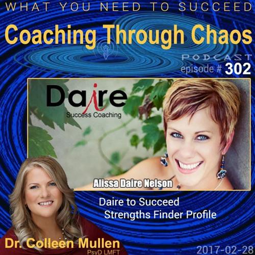 Alissa Daire Nelson - Strength Finder