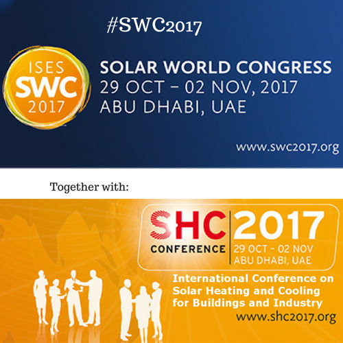 What to expect at SWC2017 and SHC2017 in Abu Dhabi 29 October