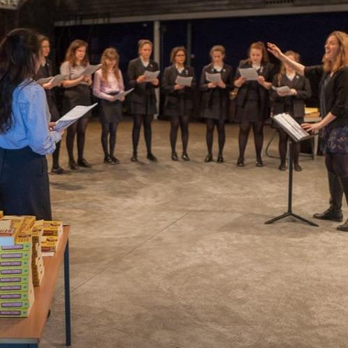 Kent College Choir - Cake by the Ocean