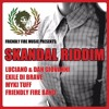 Exile Di Brave - Words Have A Way [Skandal Riddim | Friendly Fire Music 2017]
